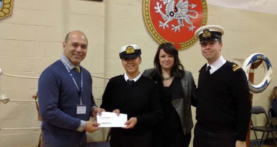 The Navy League Cadet Program
